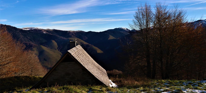 Refuge de montagne en Soule
