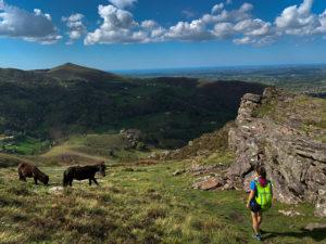 Randonnée Pays basque Artzamendi